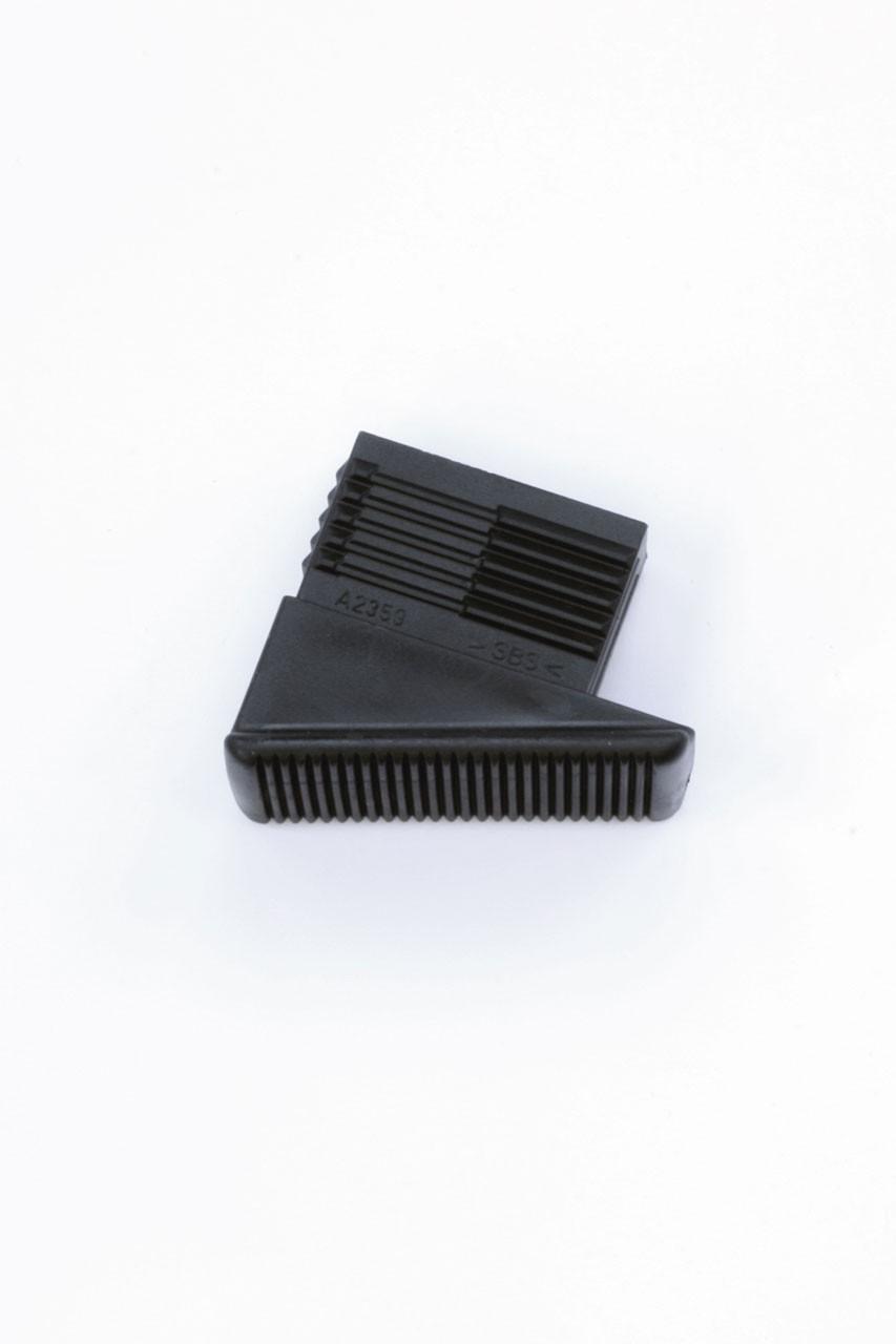 Kunststoff-Fuß hinten