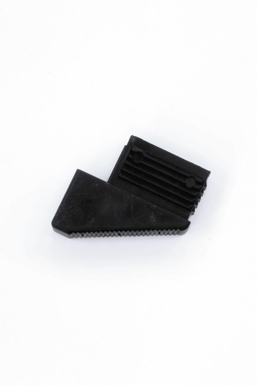Kunststoff-Fuß hinten (C)